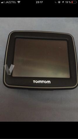 GPS TomTom Averiado