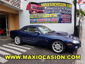 Jaguar Serie Xk Xkr Convertible 2p. -02