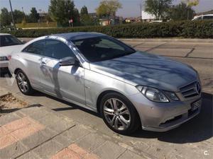 Mercedes-benz Clase E Coupe E 350 Cdi Blue Efficiency