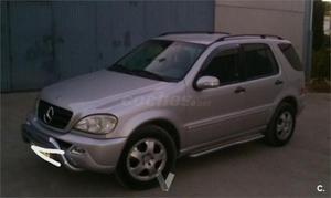 Mercedes-benz Clase M Ml 270 Cdi 5p. -02