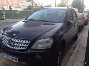 Mercedes-benz Clase M Ml 320 Cdi 5p. -07