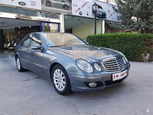 Mercedes-benz Clase E E 320 Cdi Elegance Auto 4p. -08