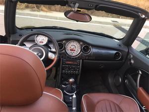 Mini Mini Cooper Cabrio 2p. -08