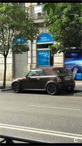 Mini Mini Cooper Cabrio Auto 2p. -10