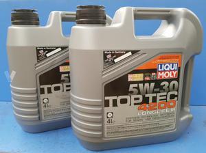 Aceite motor Liqui Moly Top Tec W30