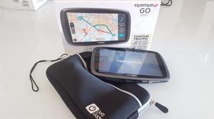 GPS navegador tomtom go  mapas mundo, trafico,