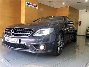 Mercedes-Benz Cl 63 Amg Clase Aut. Nacional