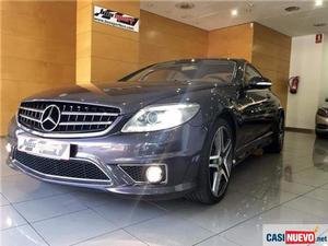 Mercedes cl 63 amg clase aut. nacional '07 de segunda mano -