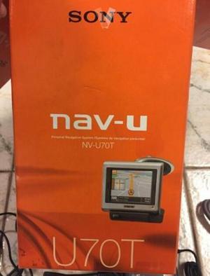 Navegador GPS Sony