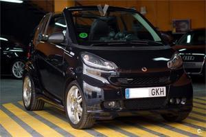 Smart Fortwo Cabrio Brabus Xclusive 2p. -09