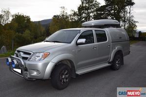 Toyota hilux  km de segunda mano