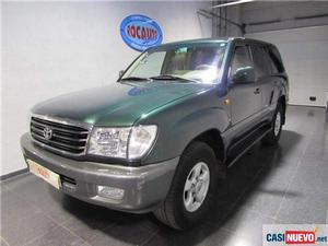 Toyota land cruiser hdj 100 station wagon '99 de segunda