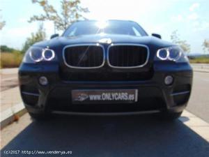 SE VENDE BMW X5 XDRIVE 30D AUT NAVI,XENON,LIBRO,TECHO AñO: