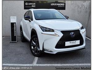 SE VENDE LEXUS H F SPORT 4WD + NAVIBOX AñO: