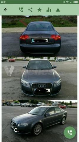 Audi A4 2.0 Tdi 140cv 4p. -07