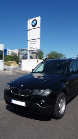 BMW X3 2.0d -07