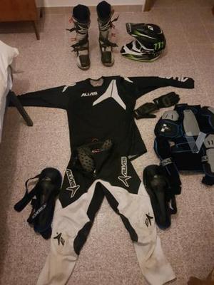 Equipacion motocross /enduro completa
