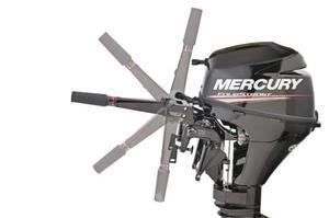 FUERABORDA MERCURY F8M