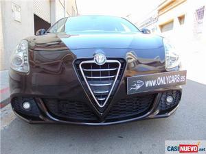 Alfa romeo giulietta 1.6jtdm distinctive navi '11 de segunda