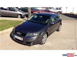 Audi a3 2.0tdi ambiente dsg '04 de segunda mano