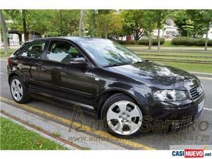Audi a3 2.0tdi ambition '03 de segunda mano