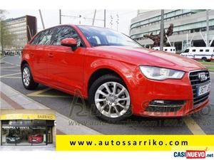 Audi a3 sportback 1.6tdi cd attracted s-t '15 de segunda