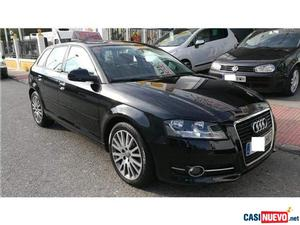 Audi a3 sportback 2.0 tdi ambition '12 de segunda mano