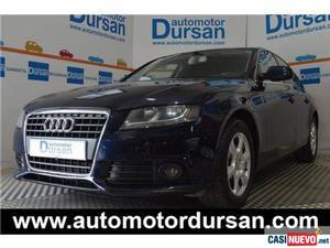 Audi a4 a4 2.0 tdi radio cd bluetooth llantas aleaci '10 -