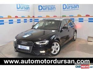 Audi a4 a4 2.0tdi avant xenón navegación climatizador '13