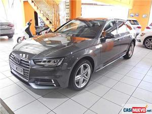 Audi a4 avant 2.0tdi 190cv s-line s-tronic '16 de segunda