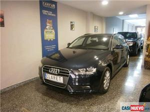 Audi a4 avant 2.0tdi dpf  de segunda mano