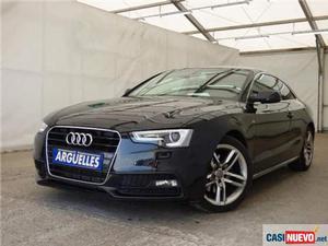Audi a5 3.0 tdi s-line multitronic 204cv coupe '13 de
