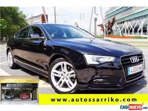 Audi a5 sportback 1.8 tfsi multitronic  de segunda