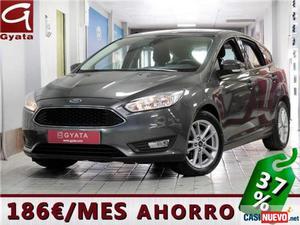 Ford focus 1.6 ti-vct trend 125cv '16 de segunda mano