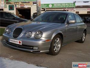 Jaguar s-type s-type 3.0 v6 '99 de segunda mano