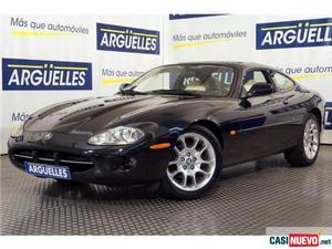 Jaguar xk 4.0 coupé aut '98 de segunda mano