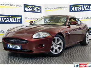Jaguar xk coupe 4.2l v8 nacional impecable '07 de segunda
