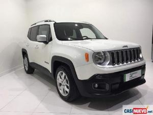 Jeep renegade 1.6 mjet limited fwd p '15 de segunda