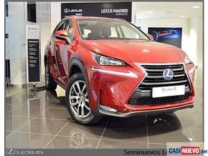 Lexus nx 300h h executive 4wd + navibox '16 de