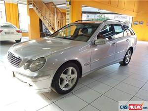 Mercedes c 180 familiar k avantgarde '04 de segunda mano
