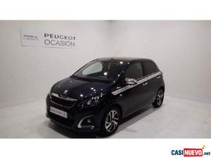 Peugeot  puretech 82 collection 82 5p '17 de segunda