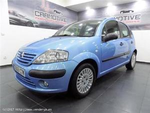SE VENDE CITROEN C3 1.4HDI EXCLUSIVE AñO:  COLOR: - SAN