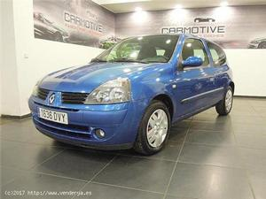 SE VENDE RENAULT CLIO CAMPUS AUTHENTIQUE V AñO: