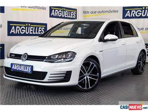 Volkswagen golf gtd 2.0tdi dsg 184cv bmt '13 de segunda mano