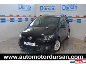 Volkswagen touran touran 1.6tdi 7 plazas climatizador