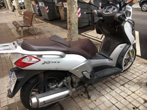 YAMAHA X-CITY 250 (modelo actual) -11
