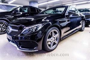Mercedes-benz Clase C C Cabrio 220 D 4matic 2p. -16