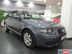 Audi a3 1.6 ambition '03 de segunda mano