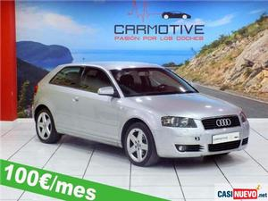 Audi a3 2.0 fsi attraction '04 de segunda mano