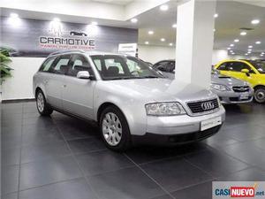 Audi a6 avant  de segunda mano